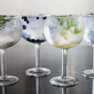 gin tonic variatie
