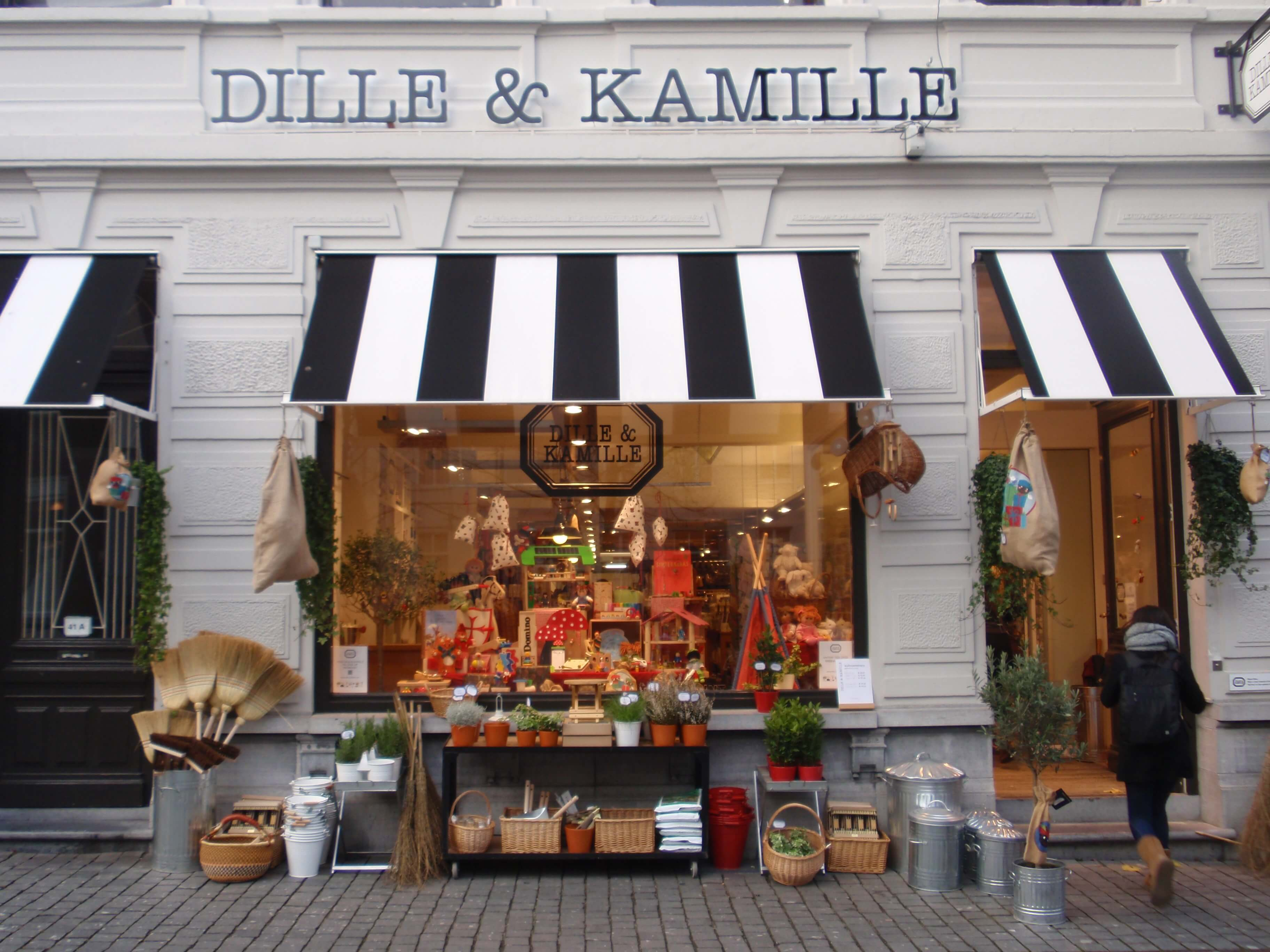 Dille & Kamille Store l Viving.nl