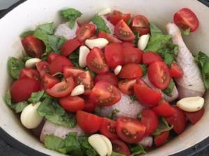 Ovenschotel Kip met tomaat | Viving 5